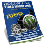 wordpress video marketing