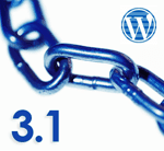 wordpress 3.1 linking
