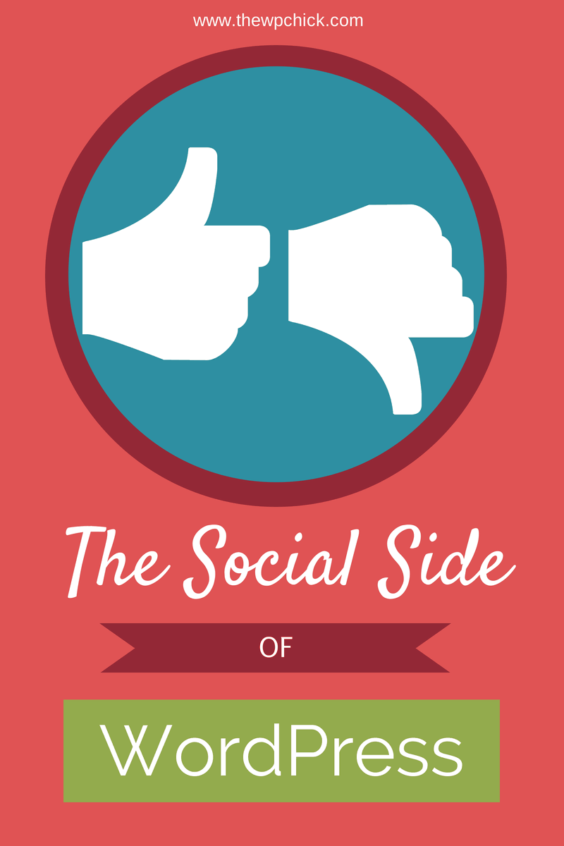 Social Side of WordPress