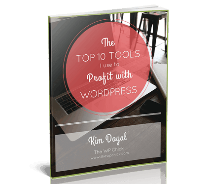 top Tools I use to profit with WordPress