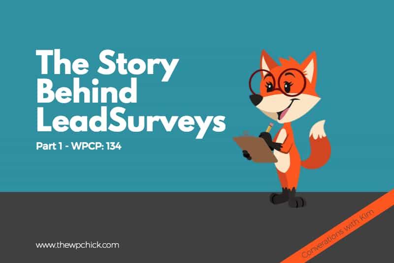 Story Behind LeadSurveys