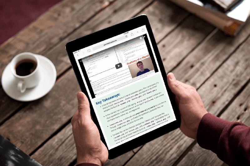 Learn-WordPress-Development