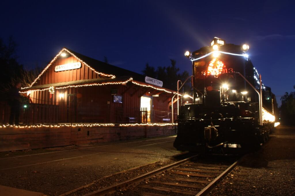 Polar Express Jamestown California