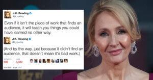 JK Rowling Twitter