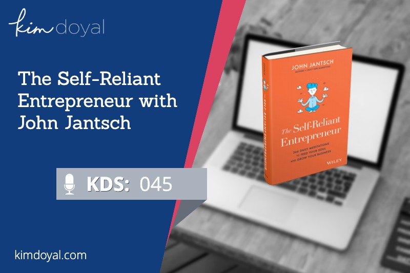 Self reliant entrepreneur