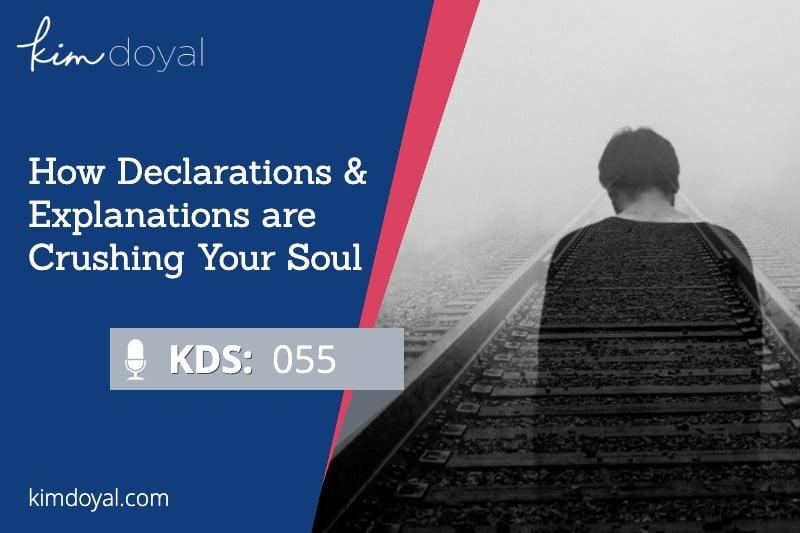 declarations & explanations