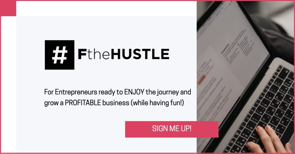 F-the Hustle
