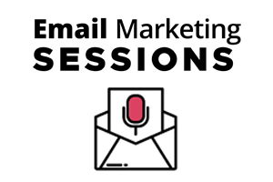 Email marketing sessions