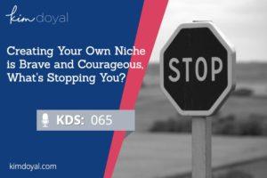 Create Your own niche
