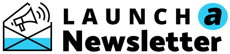 launch a newsletter