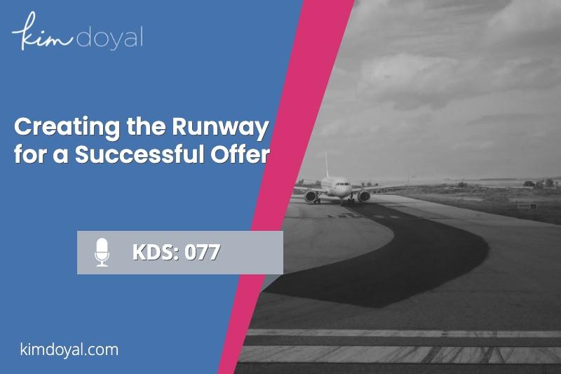 Creating the runway